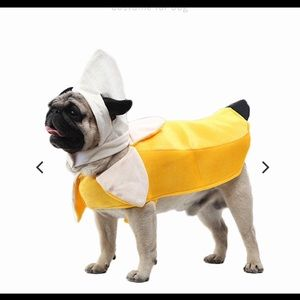 🐶Dog Banana Costume